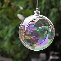 6CM Рождественская вечеринка Домашнее украшение Pearl Glass Ball Ornament Baubles Игрушки для детей Детский подарок