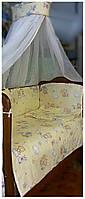 Комплект в детскую кроватку. КАРАПУЗ