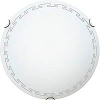 25070 Греція НББ 3х60 Вт,Е27 d=400, білий.