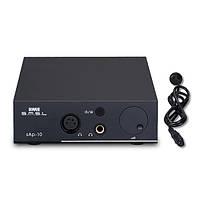SMSL sAp-10 Сбалансированные настольные наушники AMP HIFI Аудио высокой мощности Усилитель 2 * TPA6120A2 Чип RCA / XLR вход 6.35 мм / Сбалансированный
