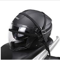 Сетка-паук крепление шлема на багажник мото