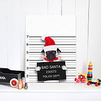 Рождество 2017 Коридор Проход Декоративная живопись Рождественский Pet Собака Бар Спальня Исследование Фон Стена Нет Рамки