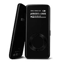 BENJIE K3 8G MP3 Music Player Lossless HiFi Alloy FM Радио Диктофон
