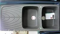 Мойка кухонная гранитная Elleci Master 500 (grigio ambra 58), фото 1