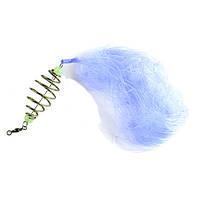 LEOПЕРЕГРУЗКА25-62ммЖелезои Nylon Рыбалка DipNet Без Крюк Безопасный Рыбалка Чистый снаряд