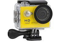Экшн-камера ATRIX ProAction A9 Full HD (yellow)