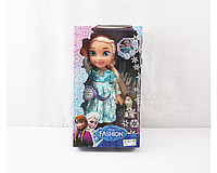 "Кукла ""Frozen"" 368-1  муз, снеговик светится HN"