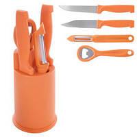 Ножи кухонные с подставкой Lucky
