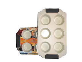 """Форма для выпечки кексов с керамическим покрытием """"Stenson"""""""
