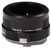 Metabones Arriflex Standard Lens to Micro Four Thirds Lens Mount Adapter (Black) (MB_ARRI-M43-BM1), фото 1