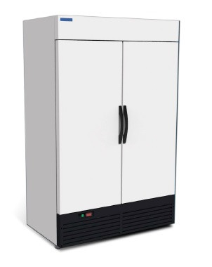 Холодильные шкафы с глухой дверью
