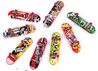 СлучайныйцветграффитиFingerСкейтбордМини-костюм с Набор Игрушки для детей Детский подарок