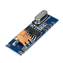 3sets 433MHz 100M Wireless Transceiver Module Набор Передатчик + Приемник + Медь Весна Антенна 1TopShop, фото 3