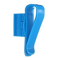 Синий Пластиковый сифон Трубка Клип Зажим Держатель для 8 мм 16 мм Homebrew Racking Шланг