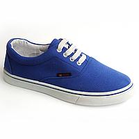 Кеды Vans светло-синие низкие (Young) 36-41 (реплика)