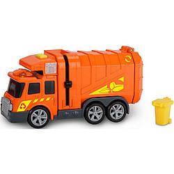 Функциональный автомобиль Dickie Toys Уборщик города со светом и звуком 15 см 3302000