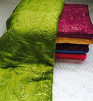 Лицевые полотенца с узором  упаковкой