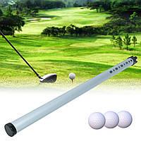 ПортативныйНаоткрытомвоздухеАлюминиевыймяч для гольфа Выборщик Спортивная практика Shagger Pick-Ups Трубка