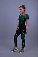 Фитнес одежда для спорта | Леггинсы для тренировок + спортивный топ