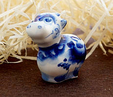 Фигурка керамическая Корова Телок
