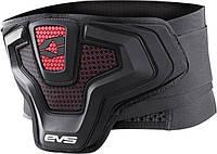 Пояс защитный EVS IMPACT черный красный S