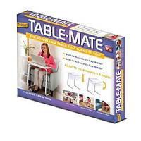 Универсальный складной столик  - Table Mate 2  для еды, ноутбука, вышивания или рисования, фото 1