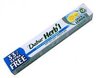 Зубная паста Dabur Herbal Salt + Lemon 80gm. Отбеливающая ОАЕ