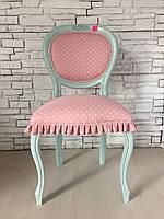 Деревянный стул из Италии, каркас