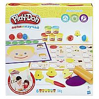 """PD Игровой набор с пластилином """"Буквы и языки"""", C3581"""