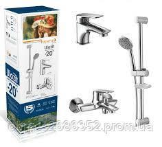 Комплект смесителей Imprese Horak 05170+10170+R670SD