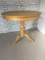 Итальянскии обеденный стол (раздвижной). Новый. Цена указана без учёта лакокрасочных работ.