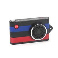 F4 камера Стиль 4000mAh AUX-in Hands Free Call Emergency Powerbank Дистанционный Затвор Bluetooth Динамик