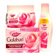 Крем Gulabari Dabur 100ml. + Rose Lotion 50ml.