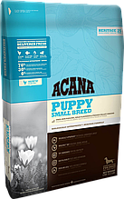 Корм ACANA (Акана) Heritage PUPPY SMALL BREED для щенков мелких пород, 6 кг