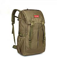 Мужская большая вместимость Nylon На открытом воздухе Водонепроницаемы Профессиональный камуфляж Военный Тактический рюкзак