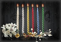 Магия свечей или Какими секретами владеют декоративные витые свечи