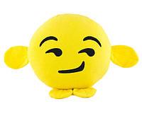 Подушка Смайлик Ухмылка, фото 1