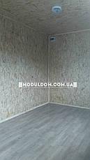 Мобильный офис (7 х 2.5 м.) со складским помещением, на основе цельно-сварного металлокаркаса., фото 3
