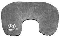 Подушка-рогалик для шеи Hyundai