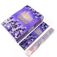 Life Lavender (Лаванда) (Darshan) прямоугольник, аромапалочки