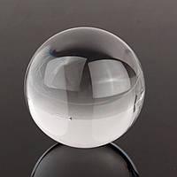 60-мм прозрачный акриловый шар Контакт Juggling Manipulation Ball для Волшебный Подарки Divination