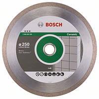 Диск алмазный Bosch Best for Ceramic 250-30/25,4
