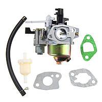 Карбюратор с прокладкой топливного фильтра 16100-ZH8-W61 Для Honda GX160 5.5HP GX200 - 1TopShop