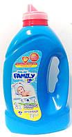 Гель для стирки детского белья For my Family Baby 2l (Польша)