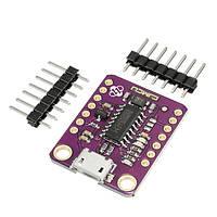 3 штук CJMCU-340 CH340G TTL для USB-устройства STC Downloader Последовательный коммуникационный модуль Pin All Leads