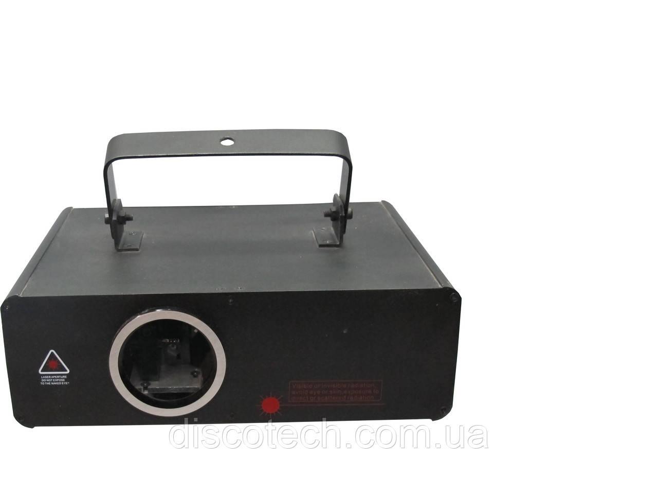 Лазер анимационный G-150mW BigTang T-009A
