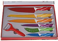 Набор ножей Super Lux с керамическим покрытием в коробке
