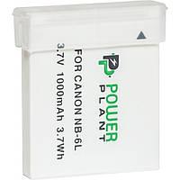 Аккумулятор к фото/видео Canon NB-6L PowerPlant (DV00DV1232)