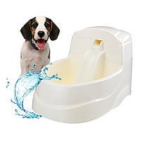 Собака Кот Домашнее животное Водопад Вода Вода питьевой фонтан Насос Свежий фильтр EU Plug