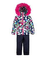 Комплект зимний для девочек 4006